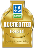 DNV Accredited Hospital